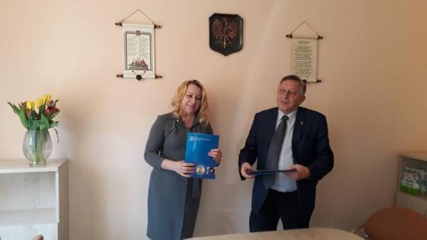 Porozumienie WSTiH z Uczelnią Wyższą z Kaliningradu