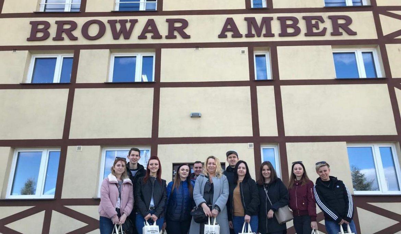 Wizyta w Browarze