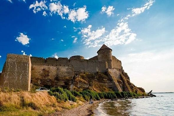 """Prezentacja  """"Odessa-nadmorska perła. Ukraina turystyczna nowe kierunki, nowe możliwości"""""""