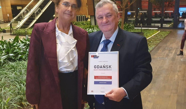 Gala Gdańsk Miasto Przedsiębiorczych