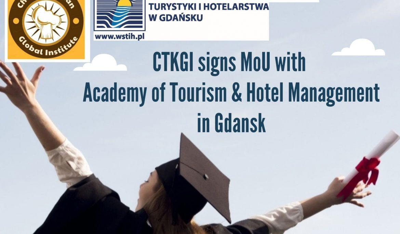 Wyższa Szkoła Turystyki i Hotelarstwa w Gdańsku rozszerza zakres współpracy międzynarodowej