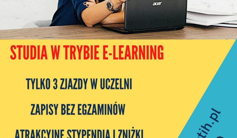 Rekrutacja na studia e-learning trwa!